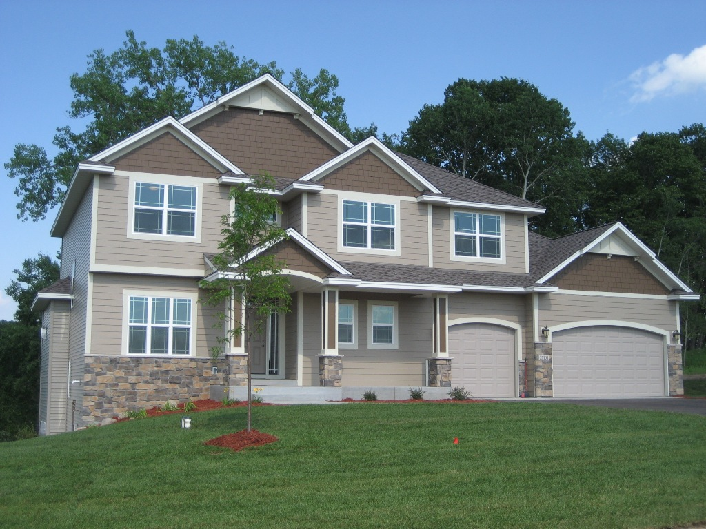 New home construction in plymouth minnesota by nih homes nih Pics of new homes