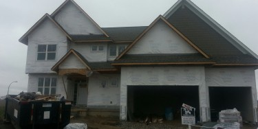 new home in Cedarcrest of Maple Grove MN