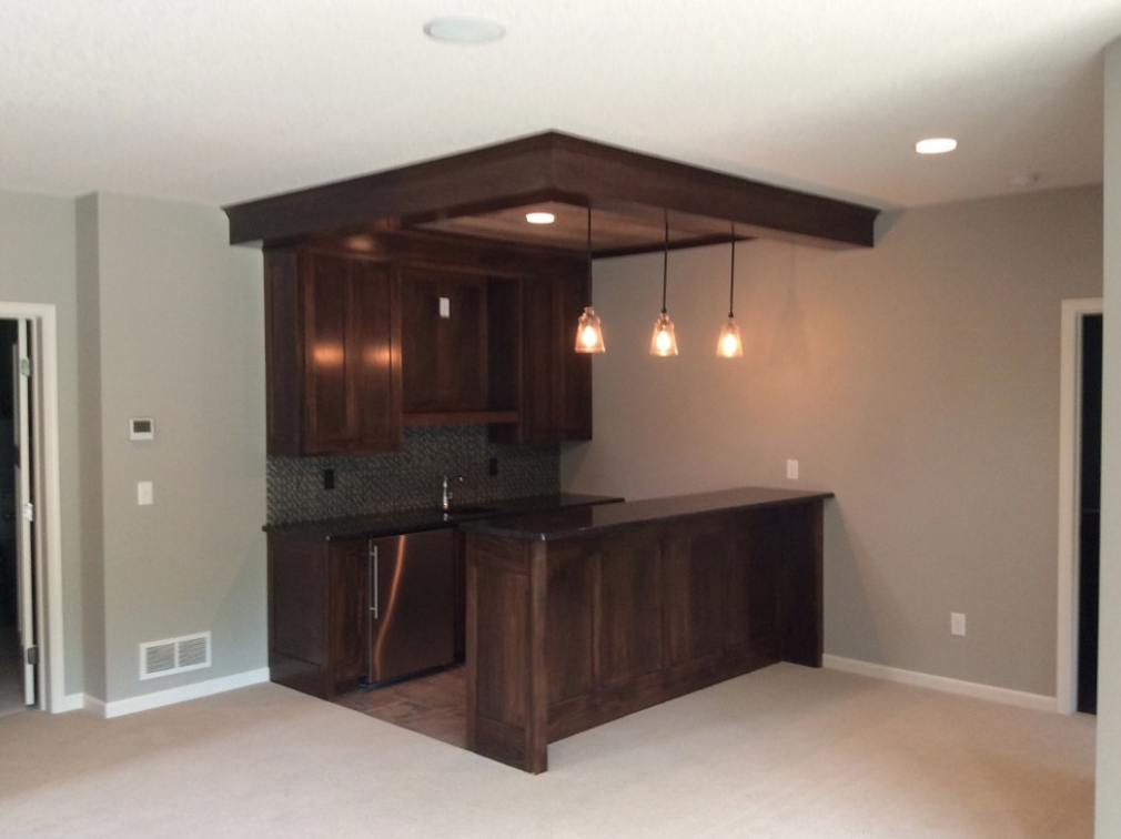 How To Build A Wet Bar At