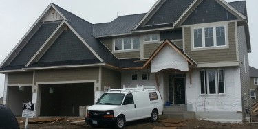 Spec home for sale in Cedarcrest of Maple Grove MN