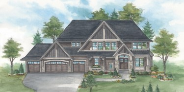 Parade of Homes Model Home in Plymouth MN