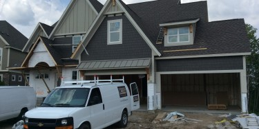 Parade of Homes Model Home by NIH Homes in Terra Vista of Plymouth MN