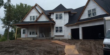 new model home for sale in Orono MN