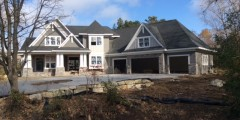 Luxury Home for Sale in Orono – Update on Construction