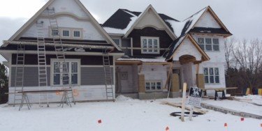 model home for sale in Orono MN